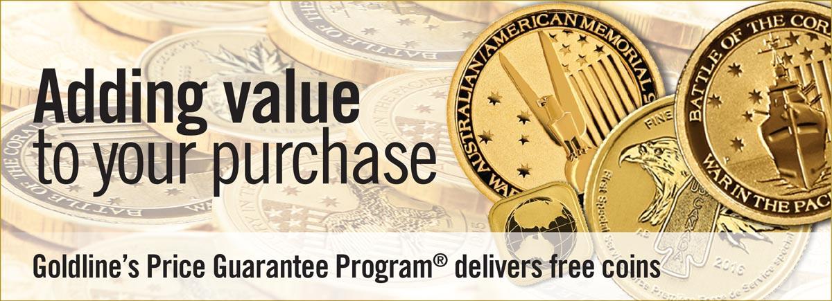 Goldline Price Guarantee Case Study